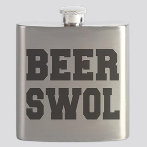 BEER SWOL Flask